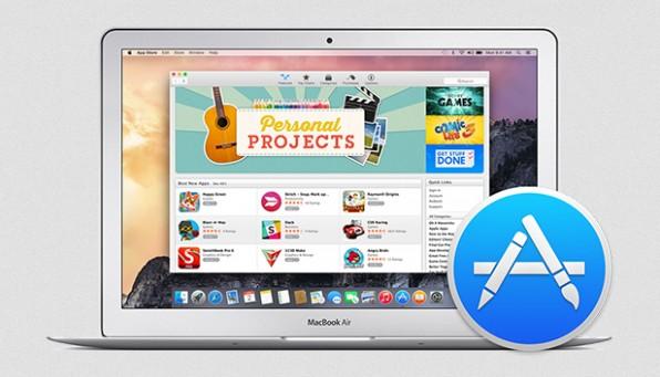 supprimer application dans apple store