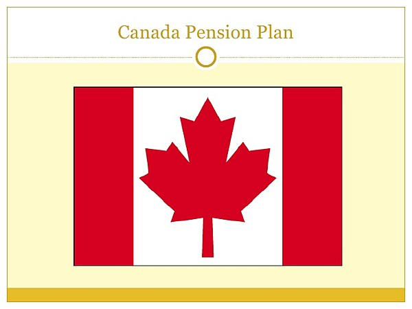 application for cpp retirement pension