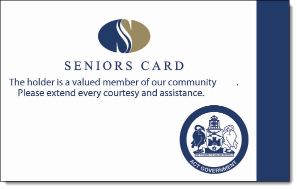 application for seniors card victoria