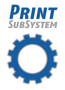 print driver host for applications