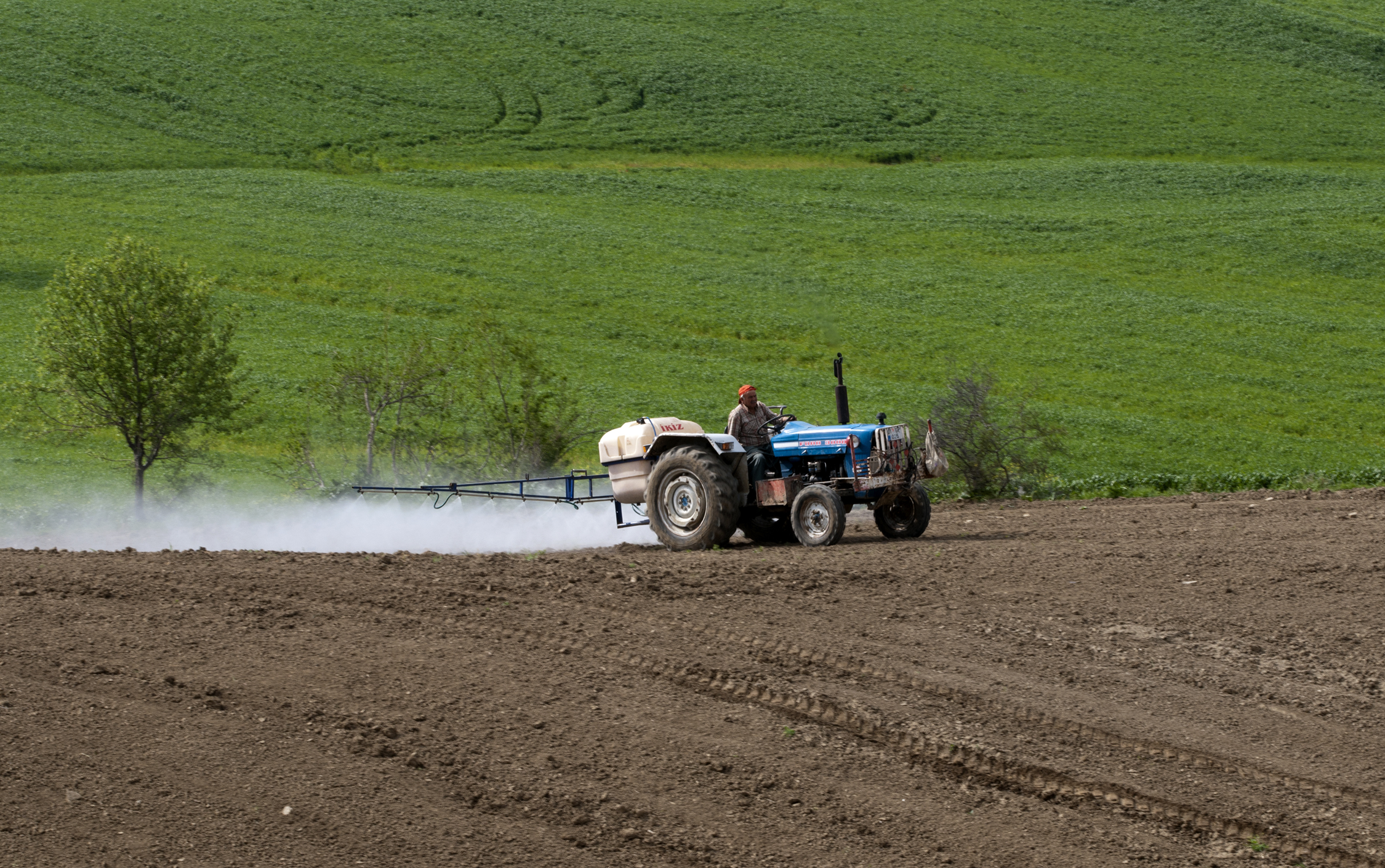application of chemistry in agriculture