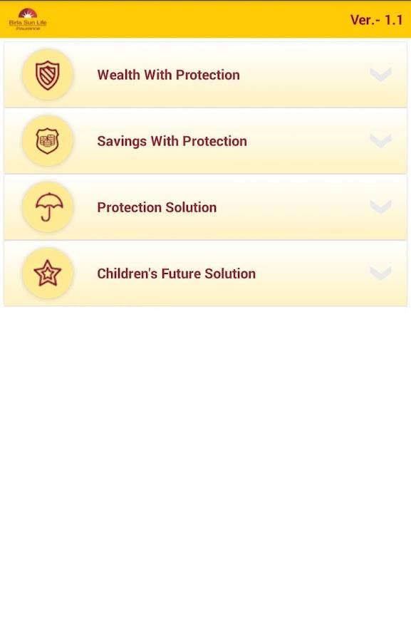 birla sun life mobile application