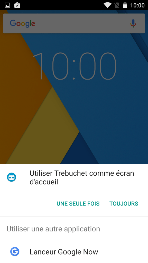comment installer un application sur android