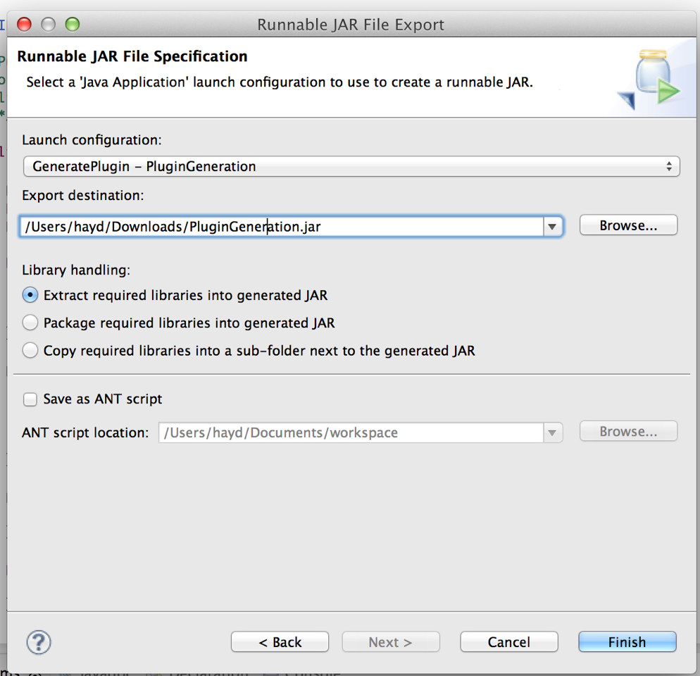 how to integrate websphere application server with eclipse