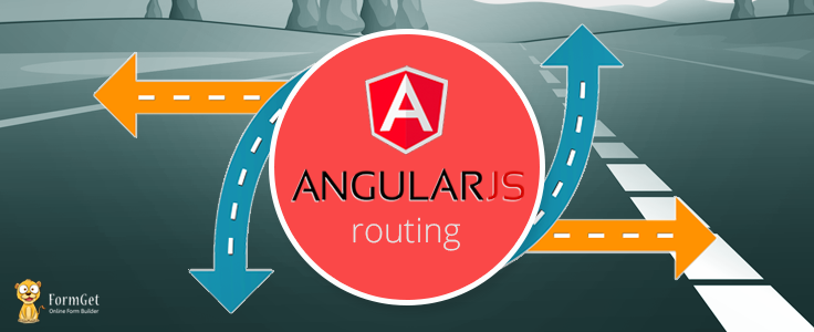 single page application architecture angularjs