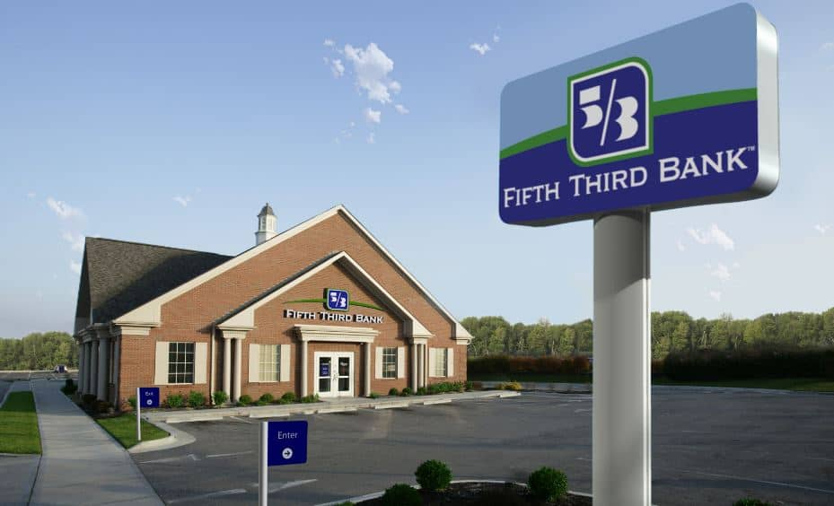 fifth third bank credit card application