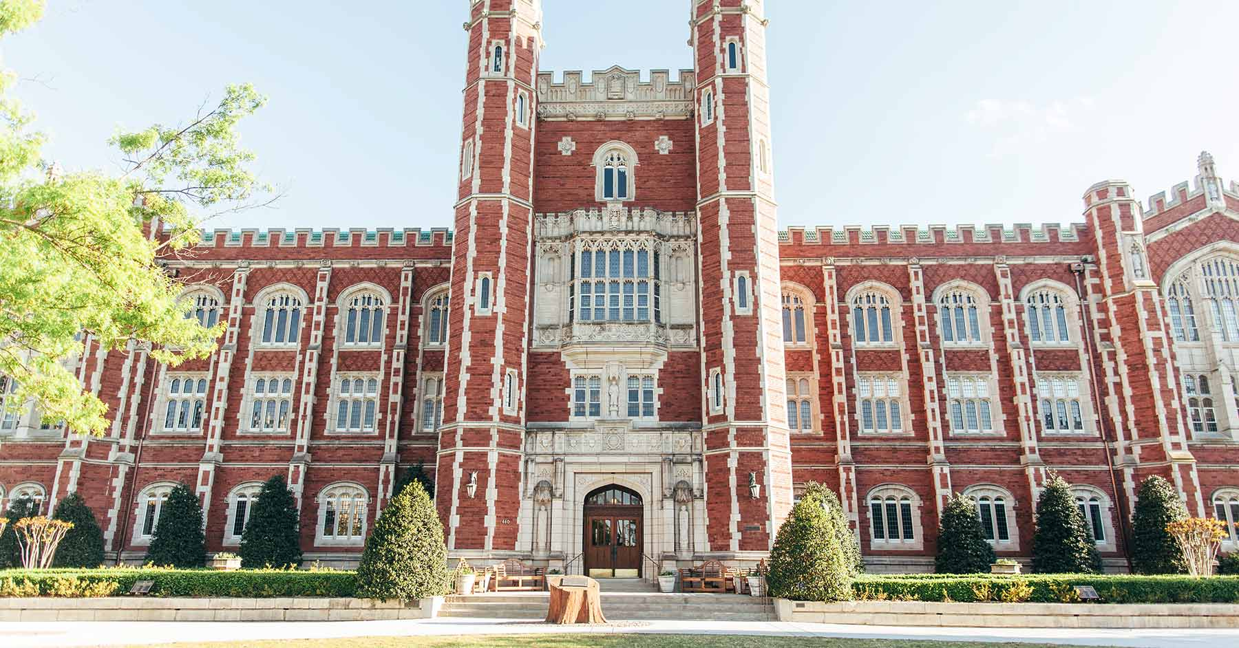 university of oklahoma application status