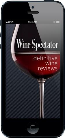 wine spectator restaurant awards application
