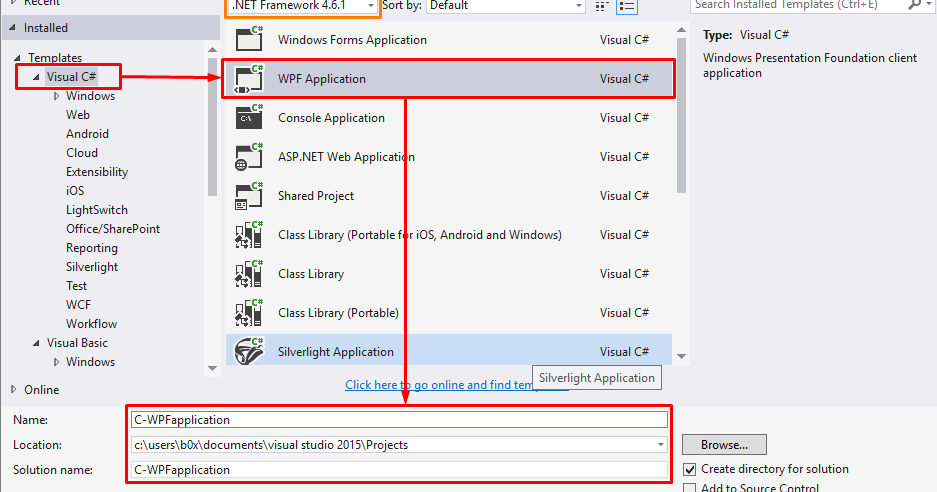 windows presentation foundation wpf applications