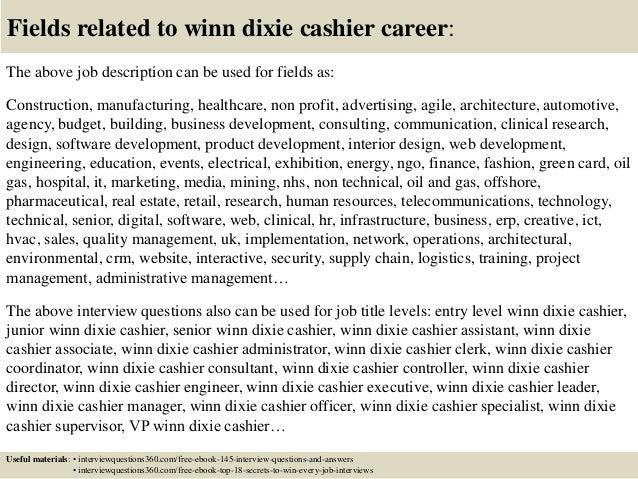 winn dixie job application online