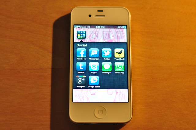 how to delete application in iphone 4s