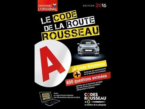 application code de la route 2016 gratuit