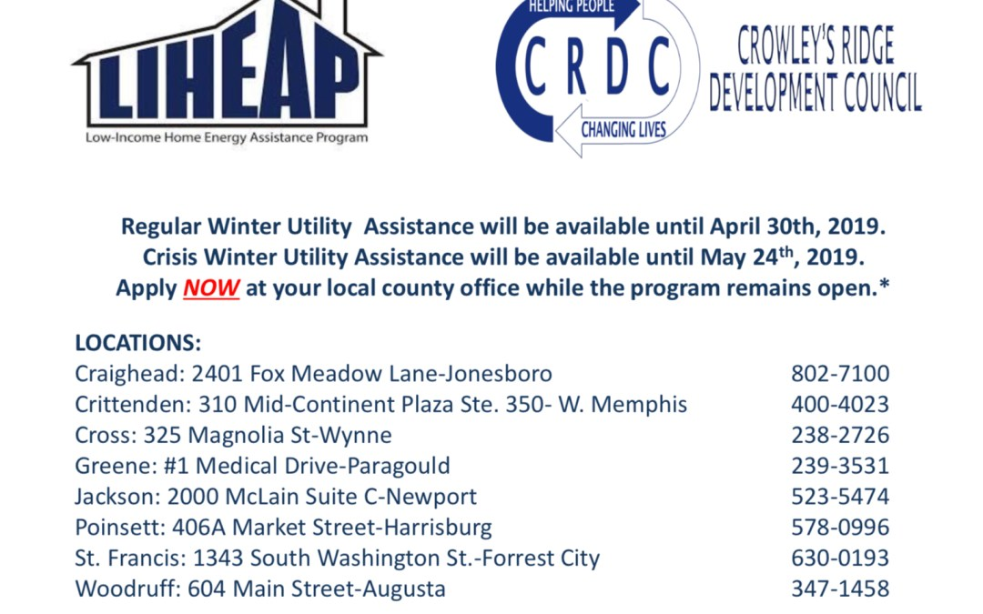low income home energy assistance program application