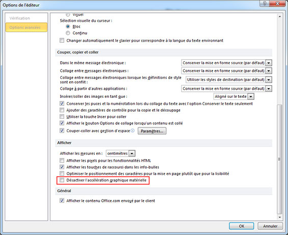 application ne repond pas windows 7