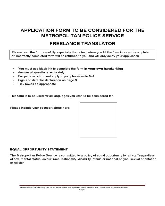 national police check npc application form