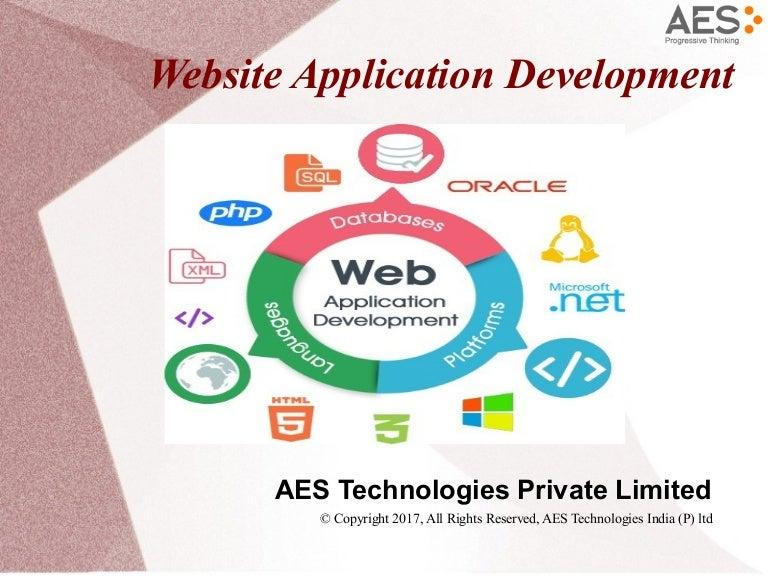 latest technology for web application development