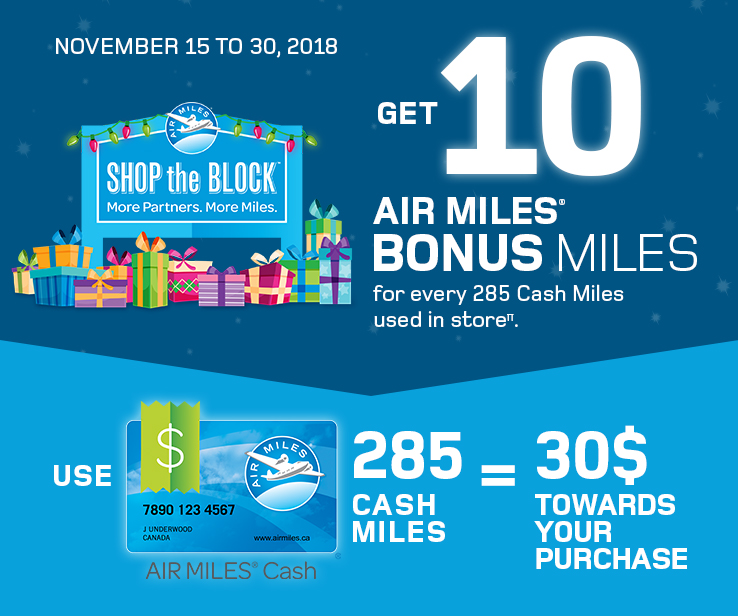 air miles collector card application