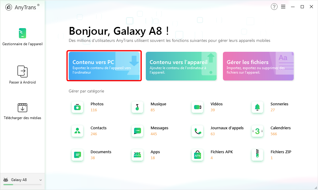 application android pour imprimer en wifi