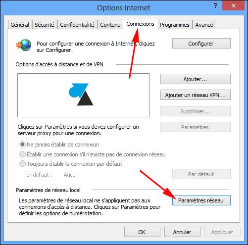 application ne repond pas windows 7