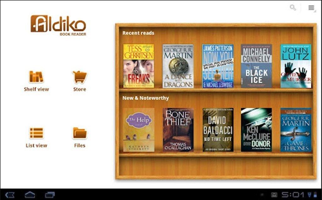 application pour lire des livres gratuitement sur pc