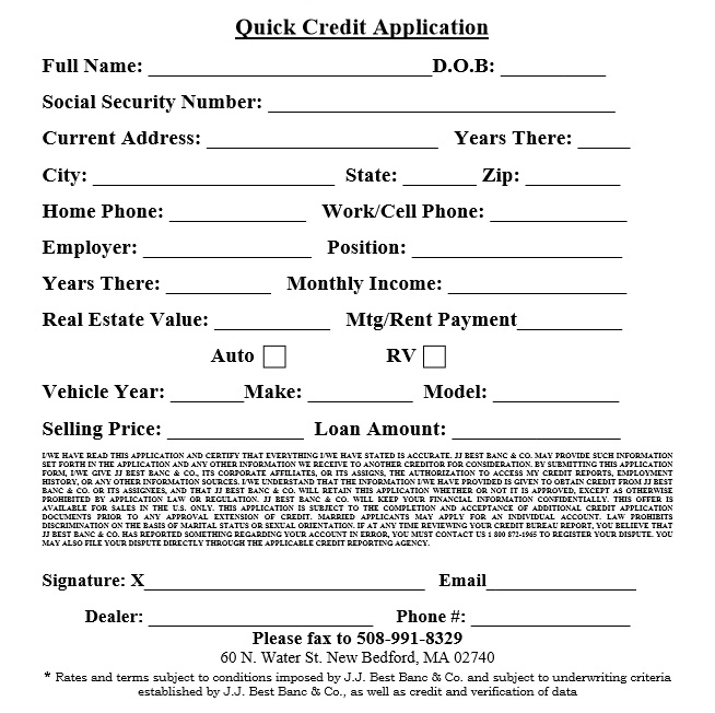 best buy application form pdf