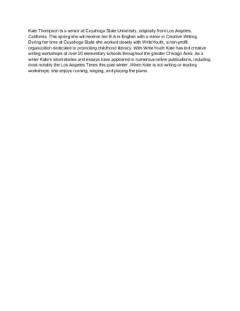 brief description of yourself for job application sample