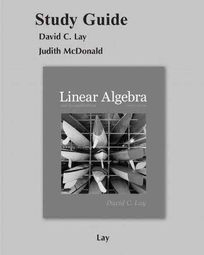 linear algebra and its applications amazon