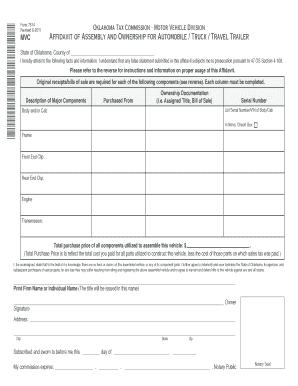 application commissioner for taking affidavits