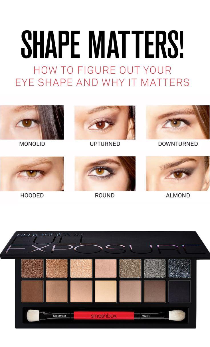 eyeliner application for hooded eyes