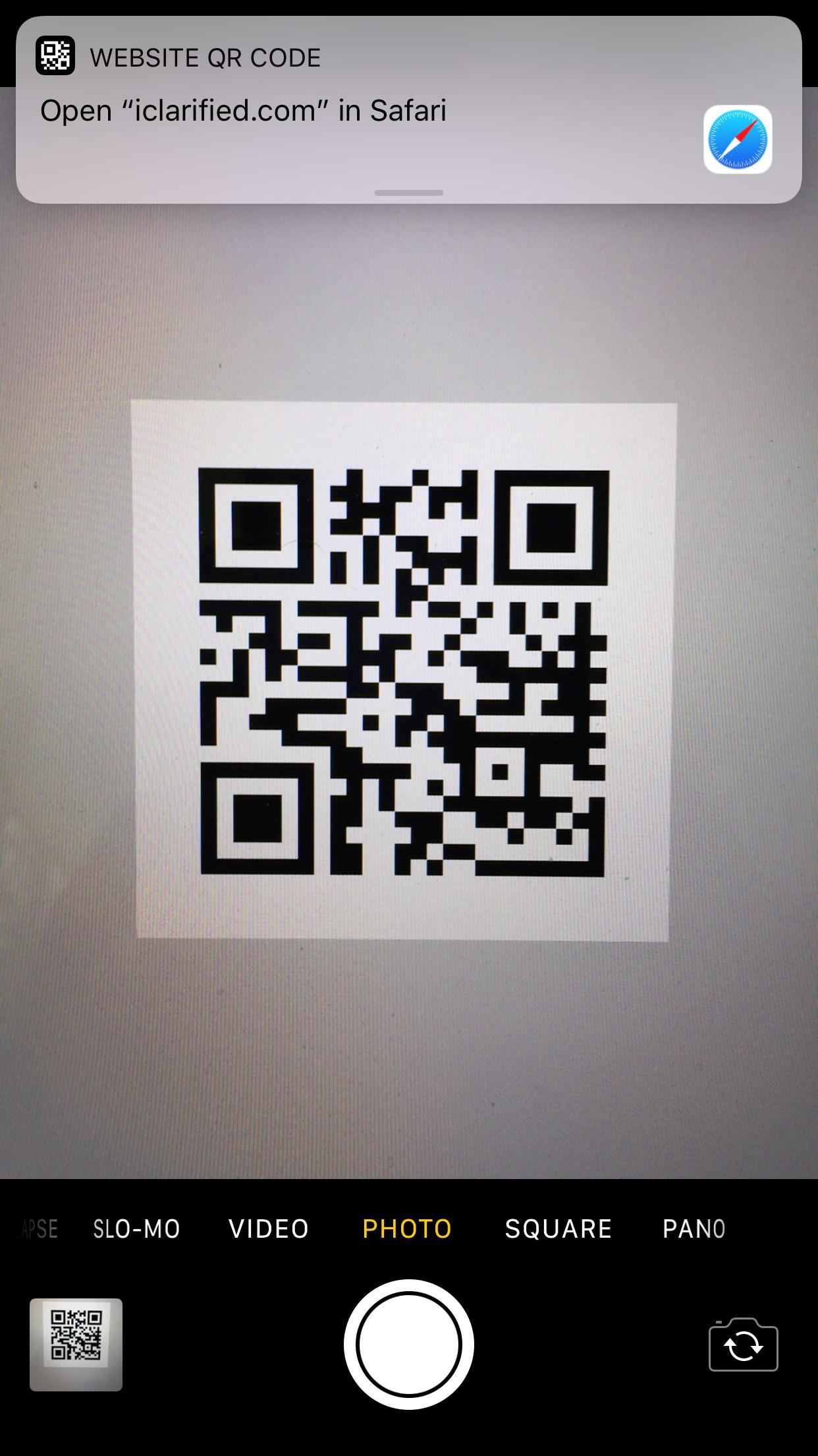 quelle application pour scanner les codes