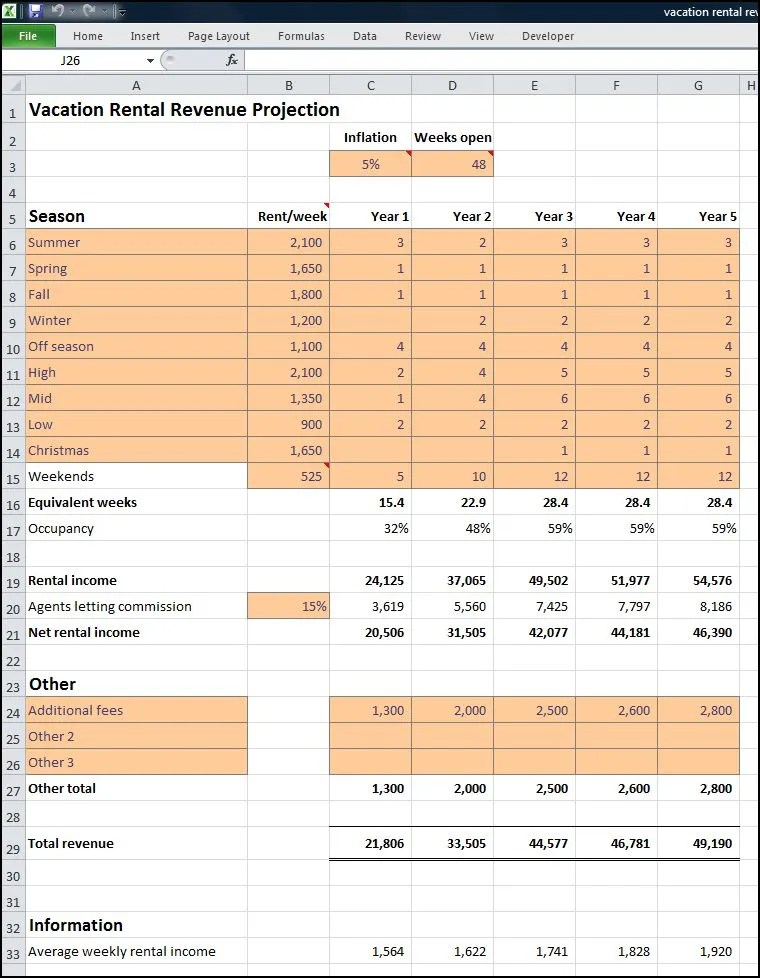 web application capacity planning template