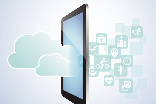applications of cloud computing in healthcare
