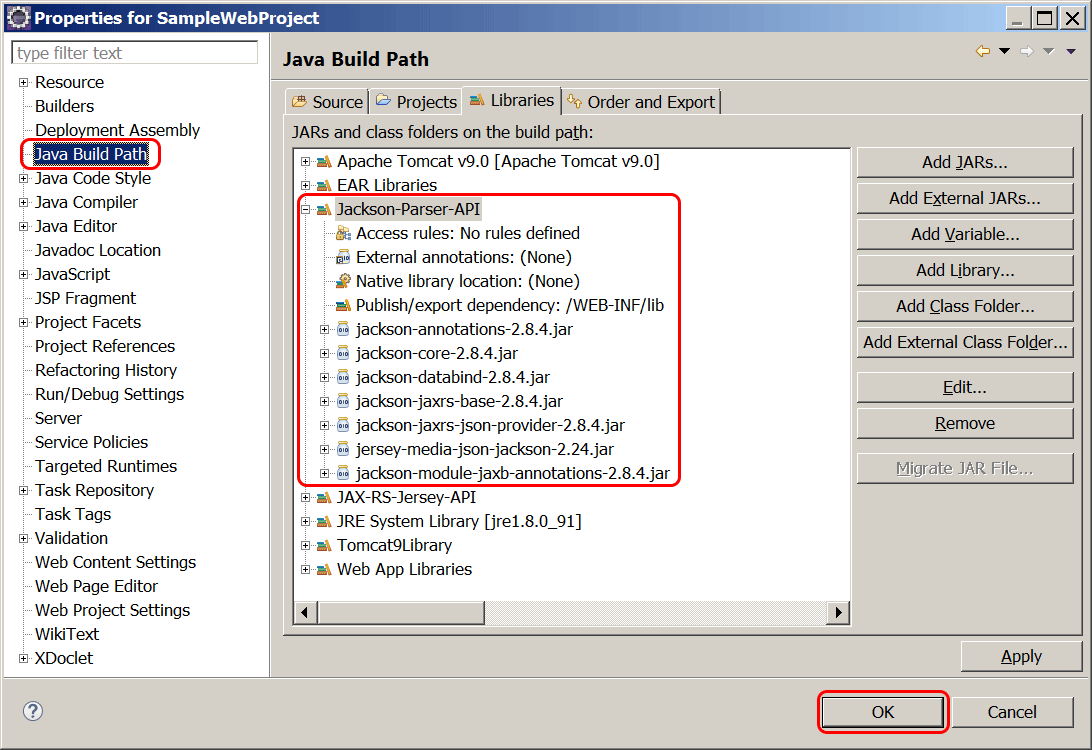 how to create java web application in eclipse
