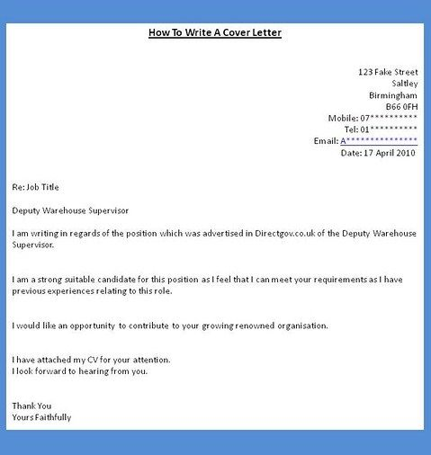 how to send email for job application sample