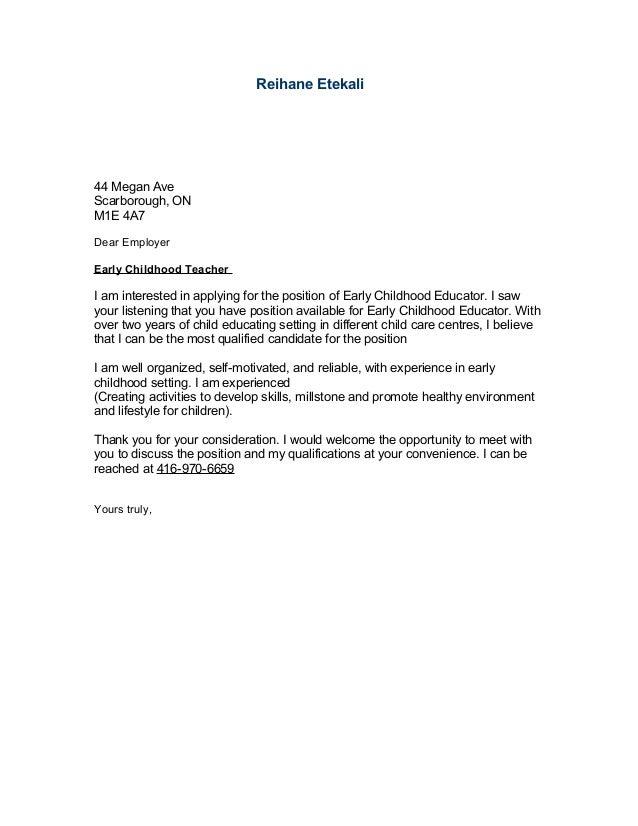 how to write resignation application