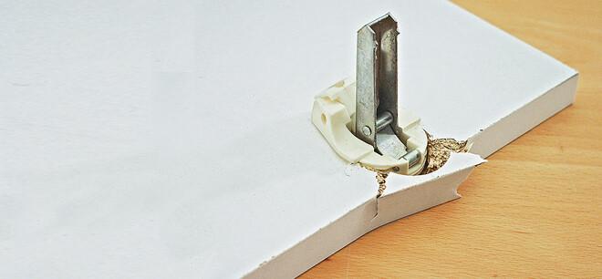 installer une porte coulissante en applique