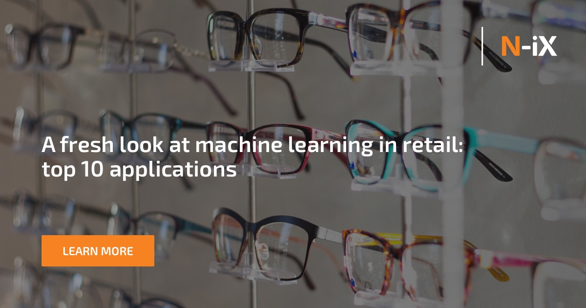 machine learning applications in retail
