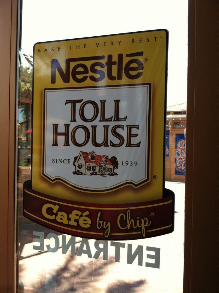 nestle toll house job application