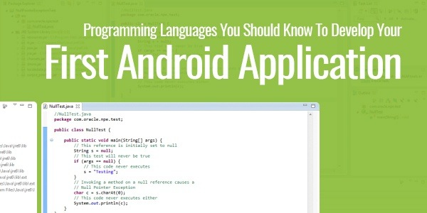 technologies used in android application development