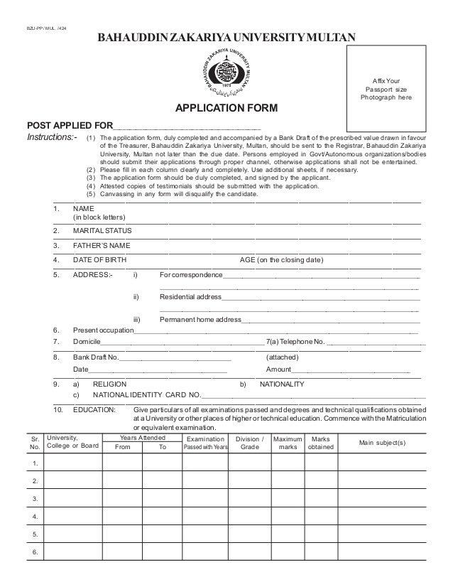 university of sydney application form