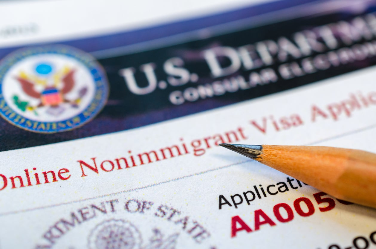 what is principal applicant in the us visa application