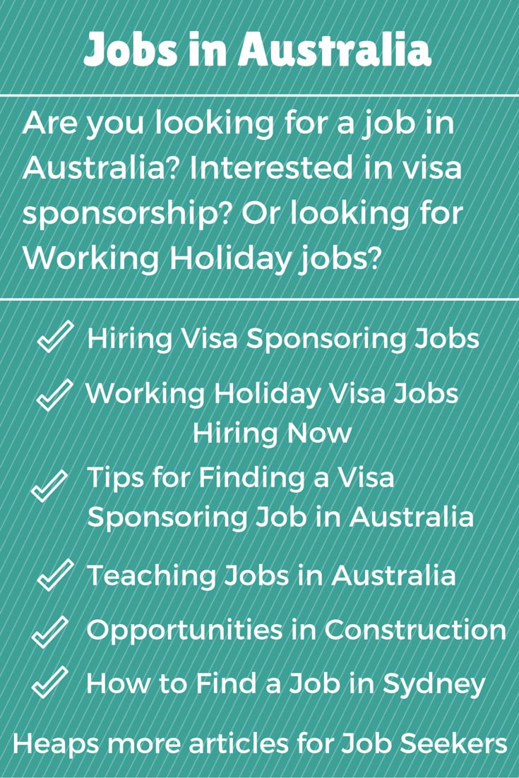 work and holiday visa australia application